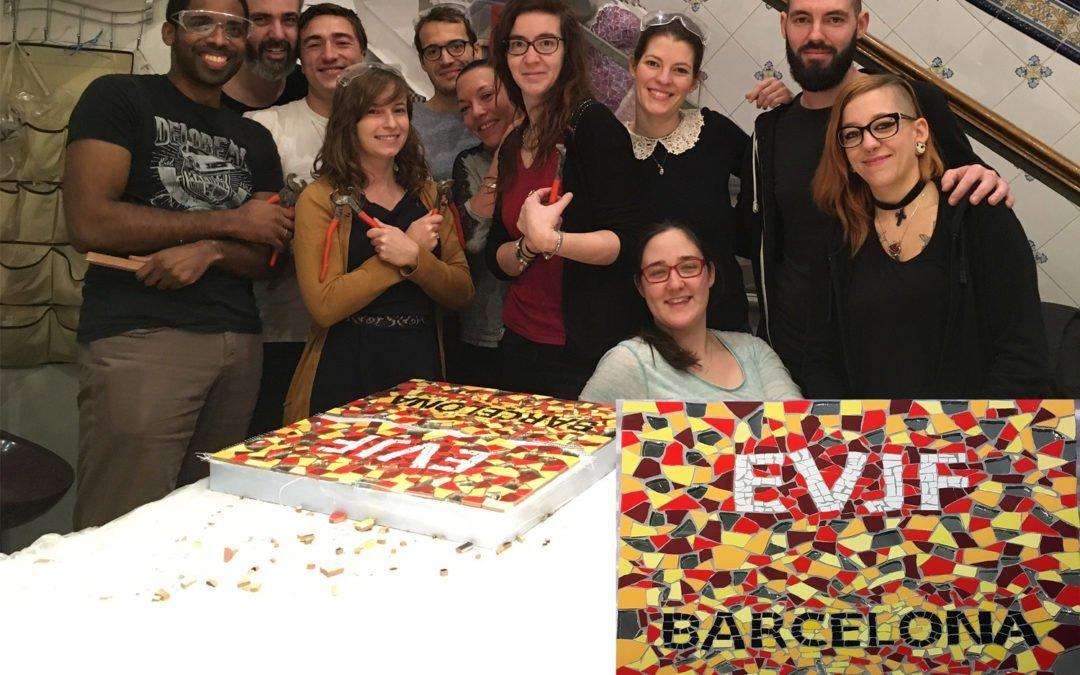 Fun and creativity, motivation, comunication in Barcelona