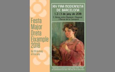 XIV Feria de Modernista de Barcelona
