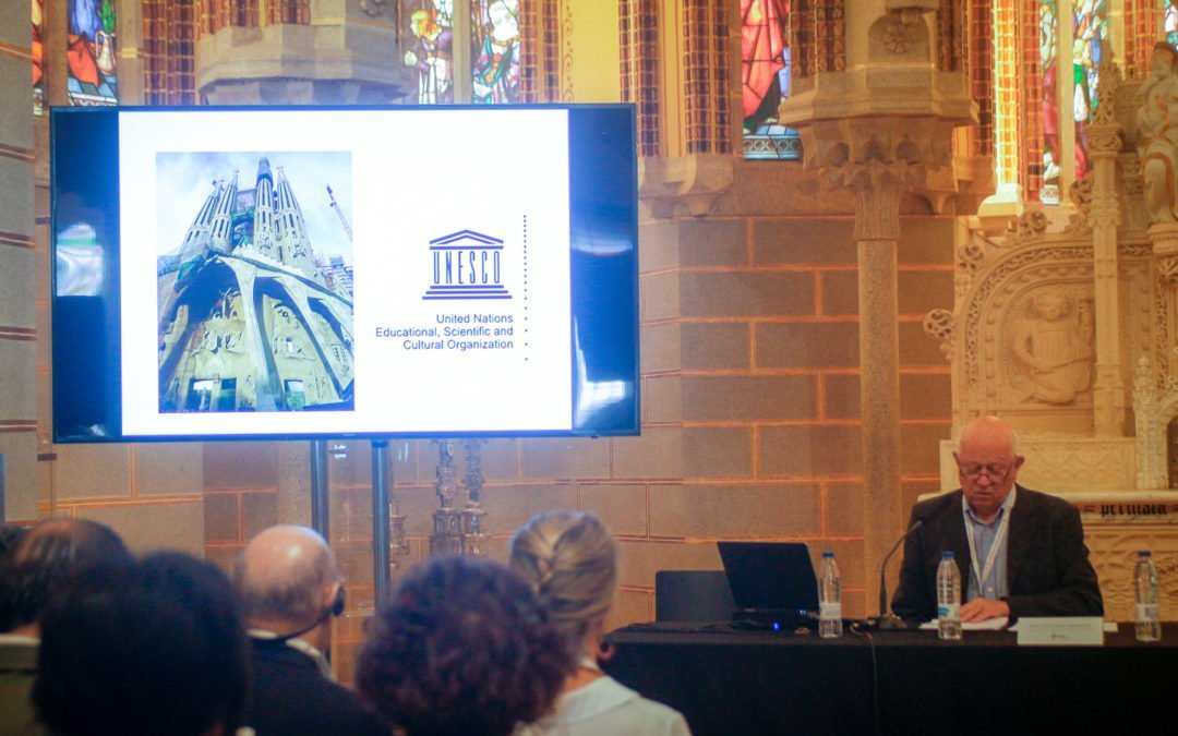 MOSAICCOS on the traces of Antonio Gaudí at the 3rd Gaudí World Congress!